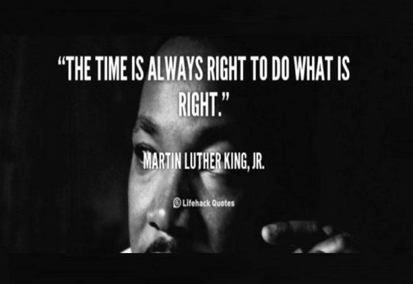 #WWMT: What would Martin Luther King Jr. Think—Today?