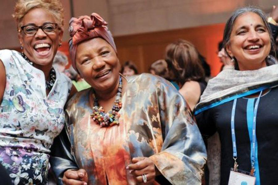 Why an Alumnae of Color Dinner?
