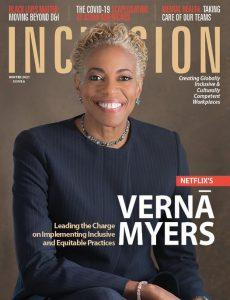 Verna Myers featured in Inclusion Magazine