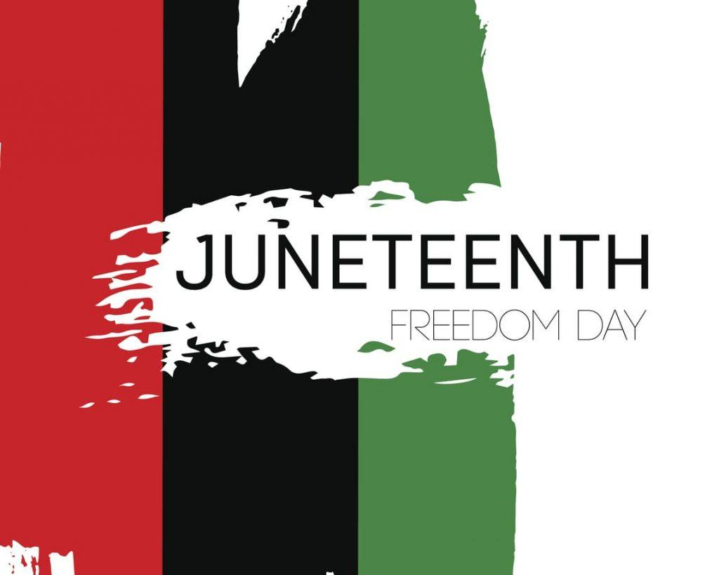 Celebrate Juneteenth Title
