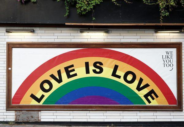 supporting LGBTQ+ Community photo